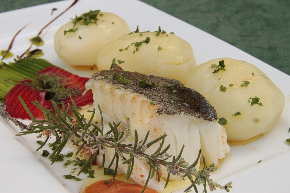 Cod as a source of health through Omega-3