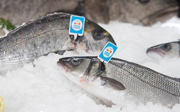 How does fish labelling work?