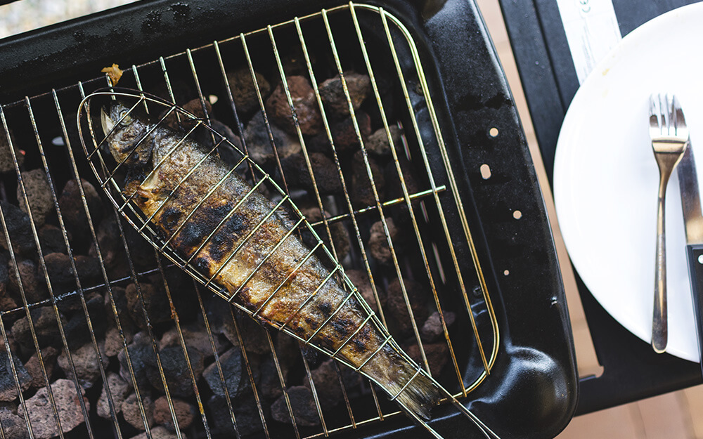 Grilled fish for your barbecues