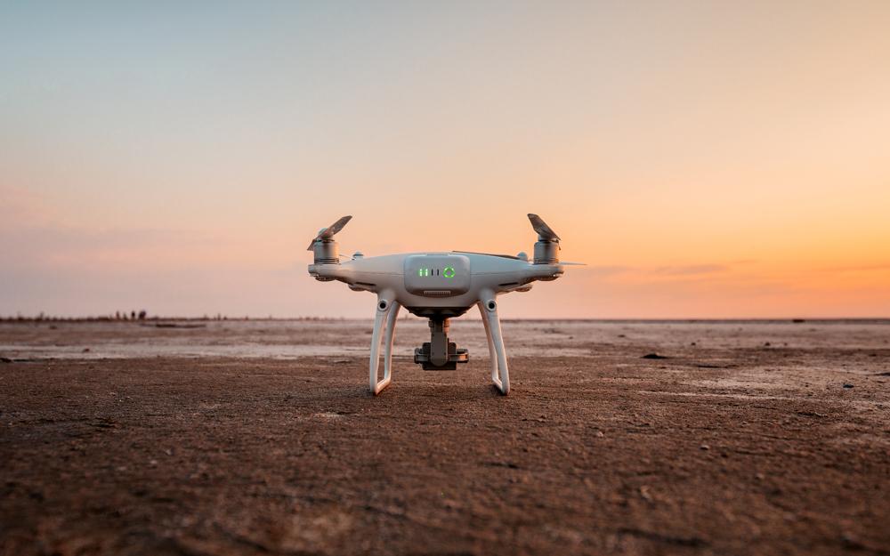 Drones con cámara controlarán la calidad del agua en las costas gallegas