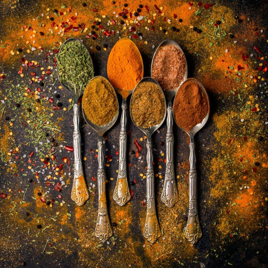 Palometa negra, el alimento hiperproteico, especias