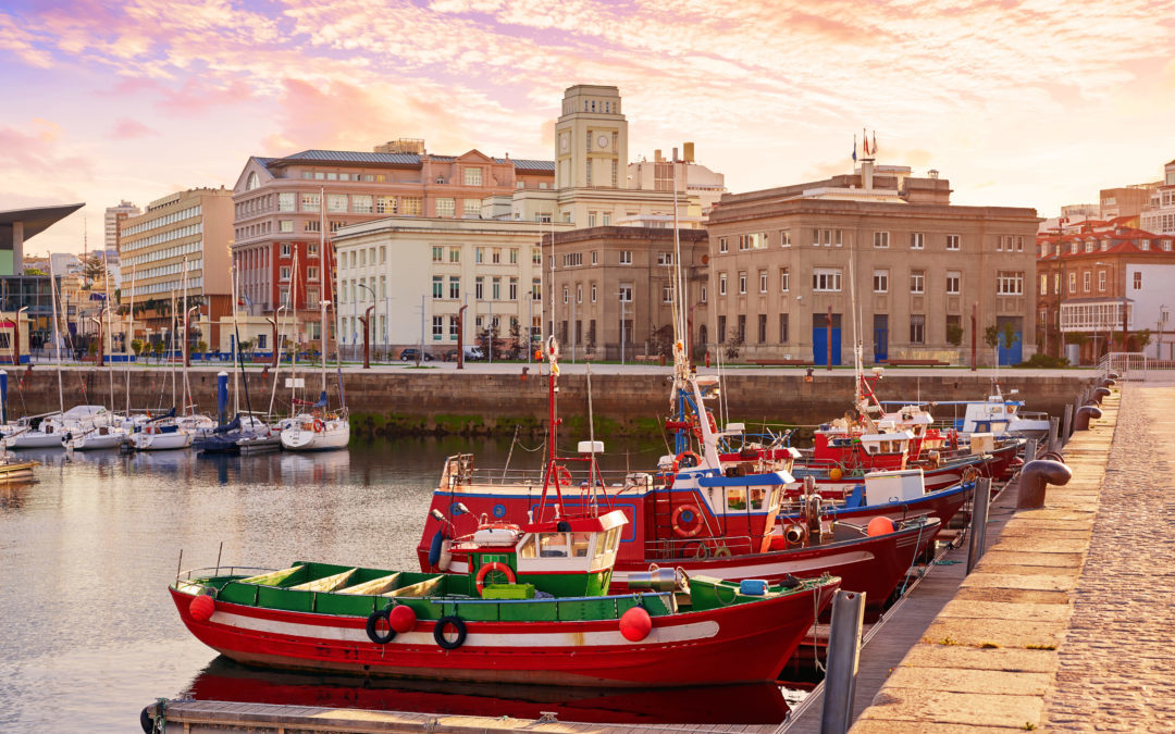 Veda de pesca en Galicia: cuando hay que parar
