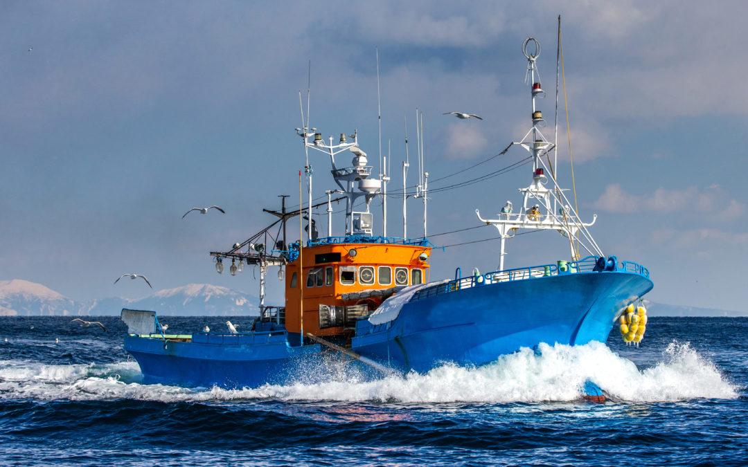 Sector pesquero gallego en lucha por el Brexit