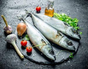 ingredientes pescado horno