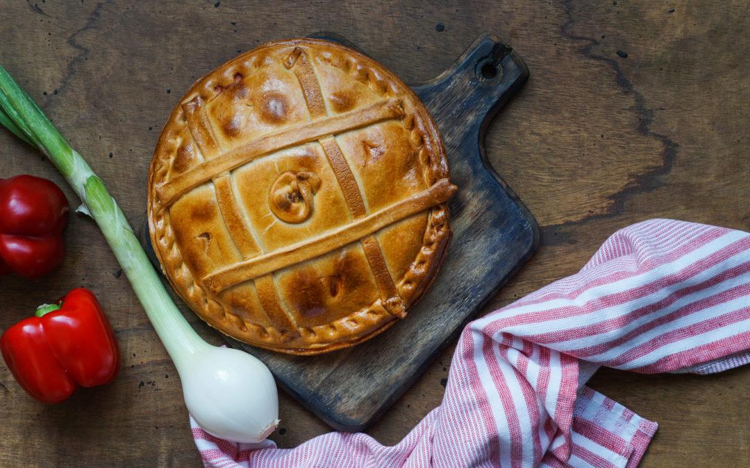 Empanada gallega: Receta empanada de Xoubas